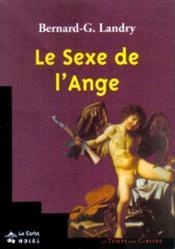 Le sexe de l'ange - Couverture - Format classique