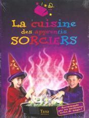 La cuisine des apprentis sorciers - Intérieur - Format classique