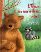 L'ourse et son merveilleux secret - Intérieur - Format classique