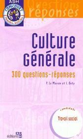 300 Questions Reponses Culture Generale - Intérieur - Format classique