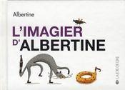 L'imagier d'Albertine - Intérieur - Format classique