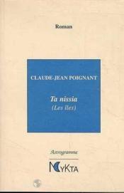 Ta nissia - Couverture - Format classique