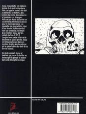 Umbra - 4ème de couverture - Format classique