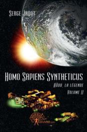 Homo Sapiens Syntheticus - Couverture - Format classique