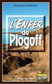 L'enfer de Plogoff - Couverture - Format classique