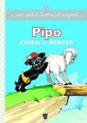Pipo, chien de berger - Couverture - Format classique