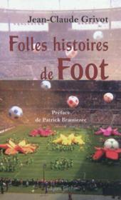 Folles histoires de foot - Couverture - Format classique