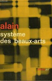 Systeme Des Beaux-Arts. Collection : Idees N° 37 - Couverture - Format classique