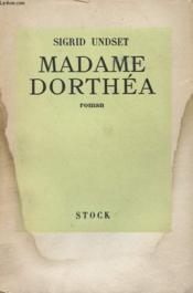 Madame Dorthea - Couverture - Format classique