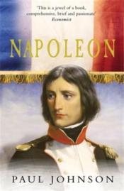 Napoleon (Johnson) /Anglais - Couverture - Format classique