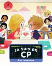 Je suis en CP ; les amoureux - Couverture - Format classique