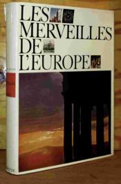 Les Merveilles De L'Europe - Couverture - Format classique