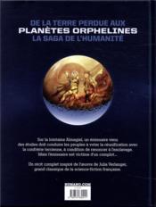 Horlemonde ; intégrale - 4ème de couverture - Format classique