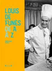 Louis de Funès de A à Z - Couverture - Format classique