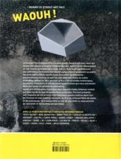 Street illusions ; trompe-l'oeil et jeux d'optique dans le street art - 4ème de couverture - Format classique