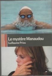 Le mystère Manaudou - Couverture - Format classique