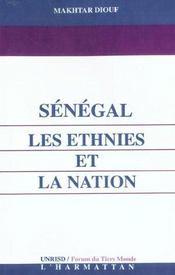 Senegal Les Ethnies Et La Nation - Intérieur - Format classique