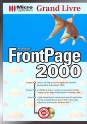 Frontpage 2000 - Intérieur - Format classique