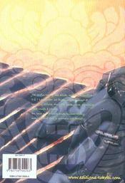 Pandemonium T.3 - 4ème de couverture - Format classique