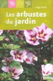 Les arbustes du jardin - Couverture - Format classique