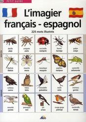 L'imagier français/espagnol - Intérieur - Format classique