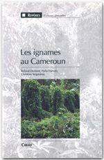Les ignames au Cameroun - Couverture - Format classique
