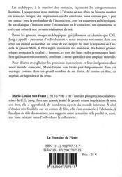 Âme et archétypes - 4ème de couverture - Format classique