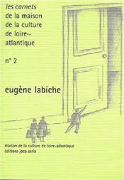 Les carnets de la maison de la culture de Loire-Atlantique t.2 - Couverture - Format classique