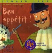 Bon appétit ! - Couverture - Format classique