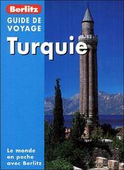 Turquie - Intérieur - Format classique
