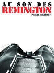 Au Son Des Remington - Couverture - Format classique