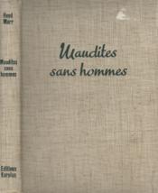 Maudites sans homme - Couverture - Format classique