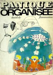Panique Organisee. - Couverture - Format classique