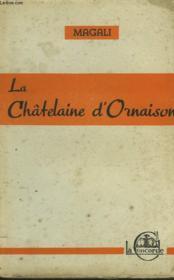La Châtelaine D'Ornaison - Couverture - Format classique