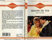 Besoin De Toi - Borrowed Baby - Couverture - Format classique