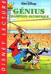 Genius, champion olympique - Intérieur - Format classique