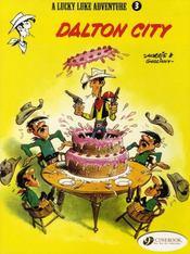 Lucky Luke : Dalton City - Intérieur - Format classique