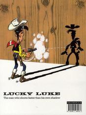 Lucky Luke : Dalton City - 4ème de couverture - Format classique