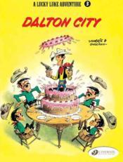 Lucky Luke : Dalton City - Couverture - Format classique