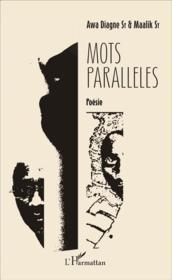 Mots paralleles poesie - Couverture - Format classique