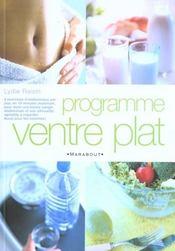 Programme Ventre Plat - Intérieur - Format classique