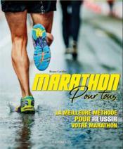 Marathon pour tous - Couverture - Format classique
