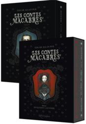 Les contes macabres ; coffret ; t.1 et t..2 - Couverture - Format classique