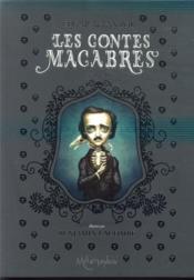 Les contes macabres ; coffret ; t.1 et t..2 - 4ème de couverture - Format classique