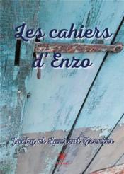 Les cahiers d'Enzo - Couverture - Format classique