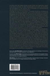 Le sol vivant ; bases de pédologie ; biologie des sols (3e édition) - 4ème de couverture - Format classique