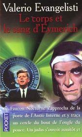 Nicolas Eymerich, inquisiteur T.3 ; le corps et le sang d'Eymerich - Intérieur - Format classique