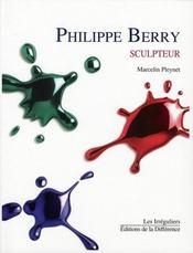 Philippe Berry sculpteur - Intérieur - Format classique