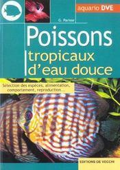 Poissons D'Aquarium D'Eau Douce - Intérieur - Format classique