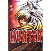 Hunter T.2 - Couverture - Format classique